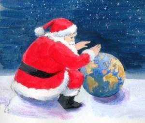 warming-santa